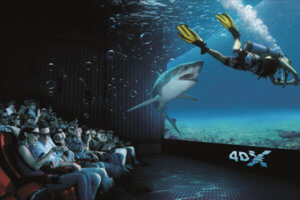 Кинотеатр 4dx Владивосток Океанариум
